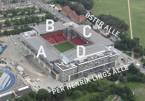 teliaparken_aerial Planning a Football Trip to Copenhagen