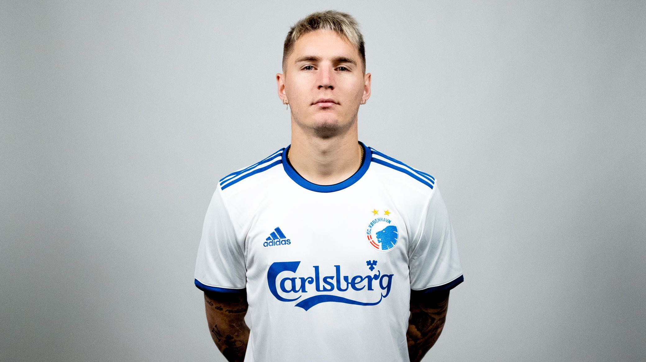 FC Copenhagen Kovenhavn Denmark UEFA Football Soccer T-shirt