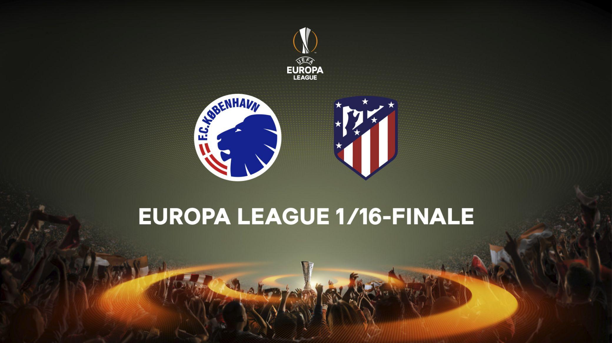 Atlético Madrid awaits in UEFA Europa League   F.C. København