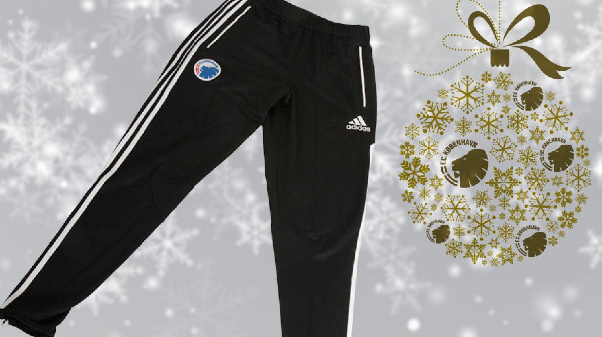 e41e6d31988 Dagens julegavetip: Adidas Condivo Træningsbukser | F.C. København