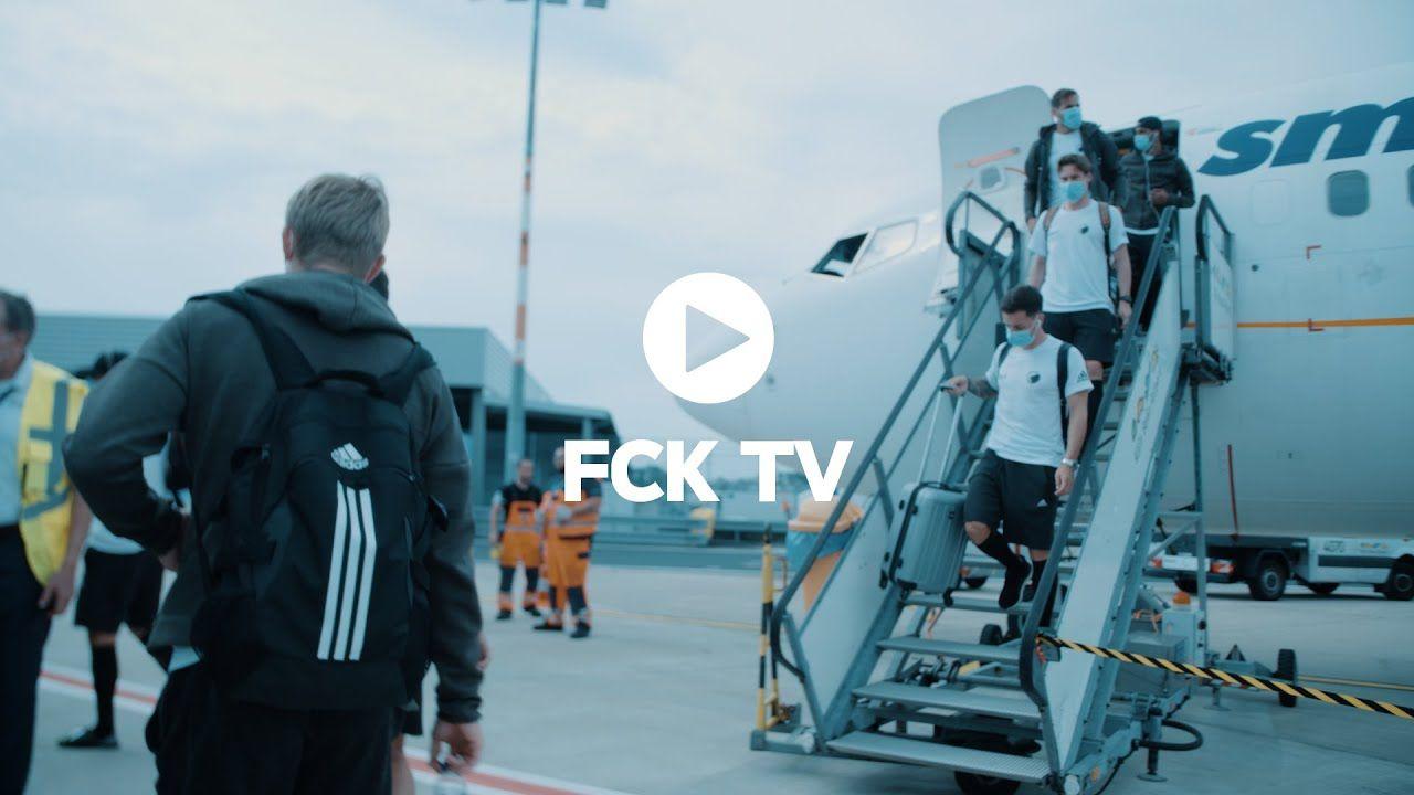 Fra København til Köln! Manchester United here we...