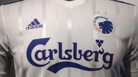 F.C. København hjemmetrøje 2017/18