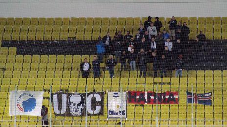 FCK-fansene i Tiraspol