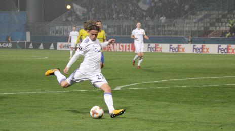 Peter Ankersen scorer til 1-1