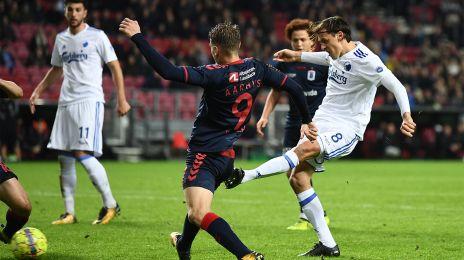 Uros Matic scorer til 1-0