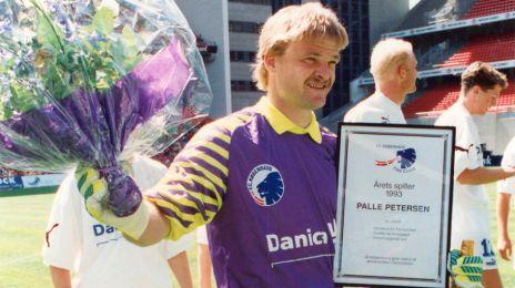 Årets FCK-spiller: Palle Petersen