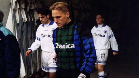 Antti Niemi, Kenneth Perez og Michael Johansen går på banen
