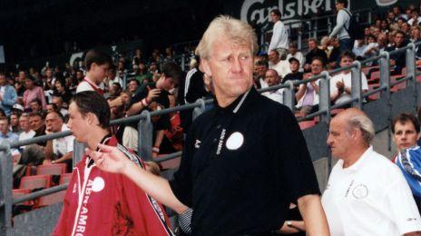 Ajax-cheftræner Morten Olsen