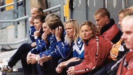 FCK-trænerbænken