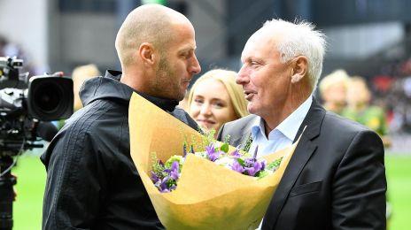 Kim Christensen og Niels Chr. Holmstrøm
