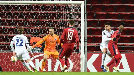 Bordeaux scorer kampens enlige mål