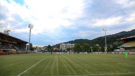Lavanttal Arena i østrigske Wolfsberg