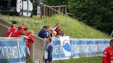 FCK-fans i Østrig