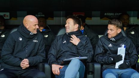 Ståle Solbakken, Bård Wiggen og Stefan Madsen