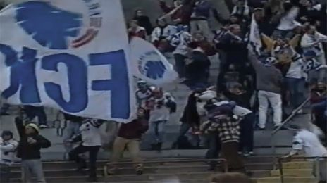 FCK-fans i Aarhus