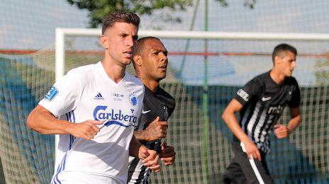 Andrija Pavlovic, Partizan-FCK