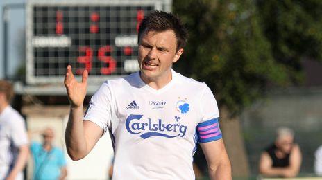William Kvist, Partizan-FCK