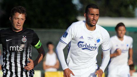 Youssef Toutouh, Partizan-FCK