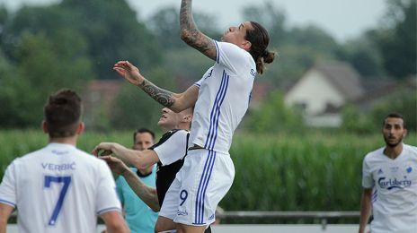 Federico Santander, FC Krasnodar-FCK