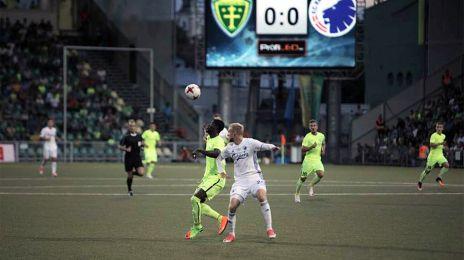 MSK Zilina-F.C. København