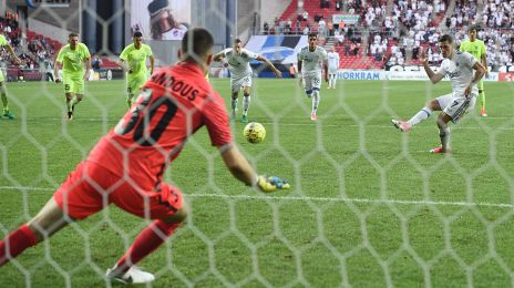 Benjamin Verbic scorer på straffe