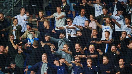 FCK-fans i Randers