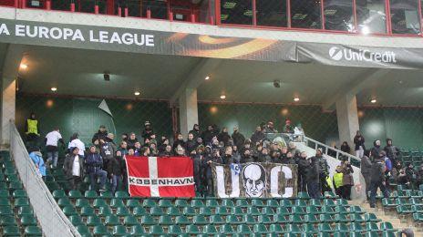 Vores fans i Moskva