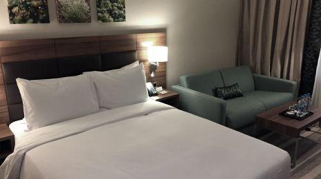 Hotelværelse i Moskva