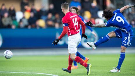 Santander trykker af og scorer til 2-1