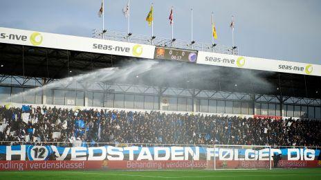 FCK-fans i Farum