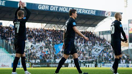 Fischer, Bjelland og Boilesen går på banen i Odense