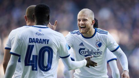 Mohamed Daramy og Nicolai Boilesen