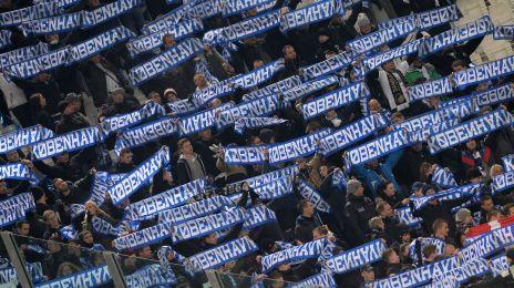 FCK fans i Torino