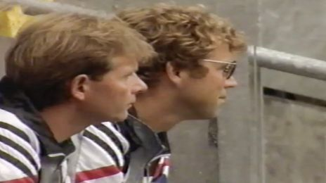 Assistenttræner Bjarne Hansen og cheftræner Keld Kristensen