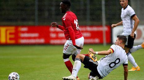 Mohamed Daramy, U19-landsholdsdebut
