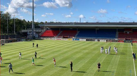 FCK-Lyngby i Slagelse