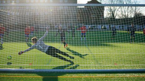 Kamil Wilczek scorer på straffe