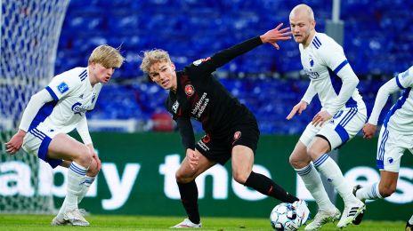 Victor Kristiansen og Nicolai Boilesen