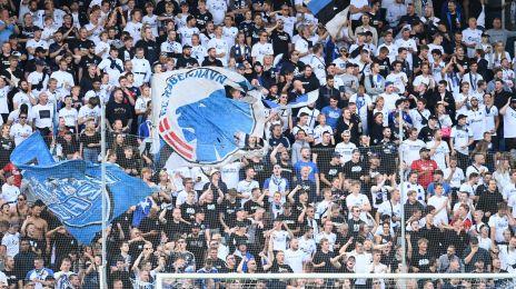 FCK-fans i Odense