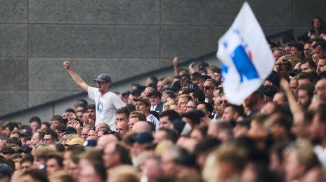 Fans i Parken