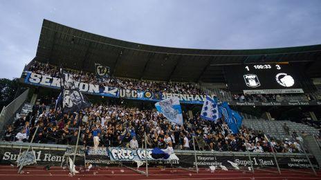 FCK-fans i Århus