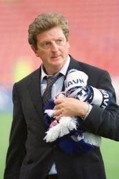 Roy Hodgson klar til pauseteen.