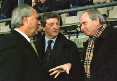 En god snak med Grimsby's manager - om hvem, monstro?
