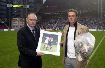 Claus Nielsen og Niels-Christian Holmstrøm
