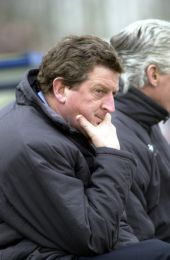 Roy Hodgson betænktsom...
