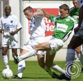 Heine Fernandez var med fra start...