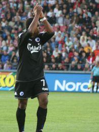 Álvaro takker FCK-fansene for støtten