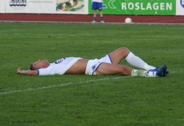 Mackan var træt til sidst - © FCK.DK