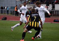 F.C. København sejrede 5-1 over FB i Frederiksberg Idrætspark