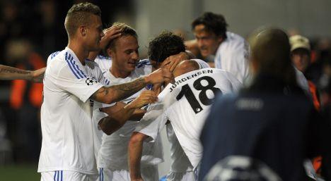Galleri: FCK-Juventus